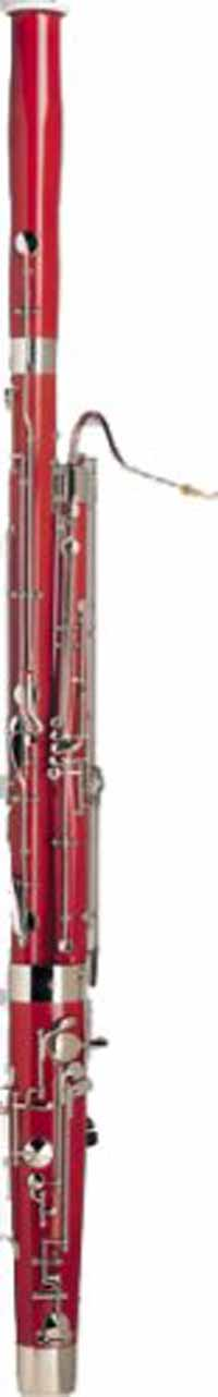 132 SELMERUSA BASSOON WOOD (132)