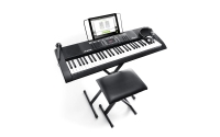 Alesis Melody 61 MKII 61-Key Portable Keyboard with Speakers (61MKII)