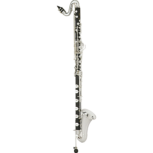 65 SELMER PARIS BASS CLARINET W/LOW EB (65)