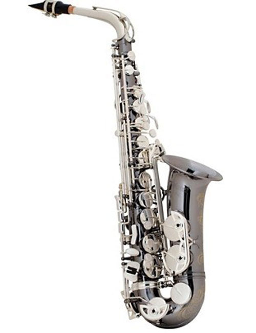 AS42B SELMER 42 Alto Saxophone Outfit BLACK (AS42B)