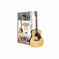GIGMAKERSTDTBS Yamaha GigMaker Standard Guitar Pack - Tobacco Sunburst (GIGMAKERSTDTBS)