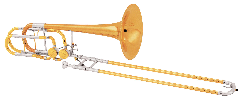 62HCL C G  CONN BASS Trombone Outfit