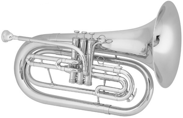 1124SP KING MARCHING Baritone Outfit (1124SP)