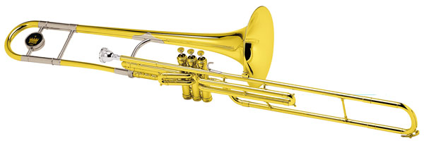 2166 KING VALVE Trombone Outfit (2166)