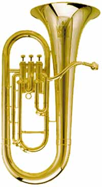 628 KING Euphonium Outfit (628)