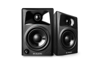 M-Audio AV32 10-Watt Compact Studio Monitor Speakers with 3-inch Woofer (Pair) (AV32)