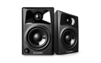 M-Audio AV42 20-Watt Compact Studio Monitor Speakers with 4-inch Woofer (Pair) (AV42)