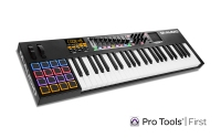 M-Audio Code 49 49-Key USB MIDI Keyboard Controller (Black) (CODE49)