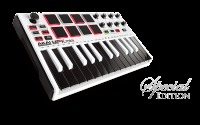 Akai MPK Mini MKII WHITE SE Performance Keyboard Controller (MPK Mini MK2 White S)